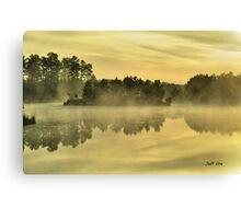 Strickland Lake Canvas Print