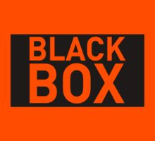 Black Box by Jesse Cain