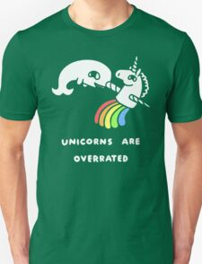 Unicorns Are Overrated T-Shirt
