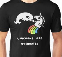 Unicorns Are Overrated Unisex T-Shirt
