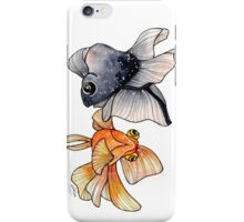 Goldfishes iPhone Case/Skin
