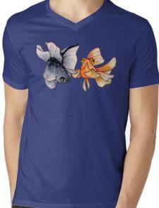 Goldfishes Mens V-Neck T-Shirt