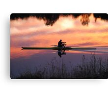 Go for Gold! Canvas Print