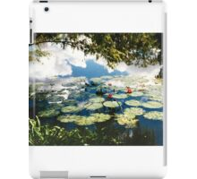 Sky Lillies iPad Case/Skin