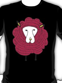 graphical illustration of sheep T-Shirt
