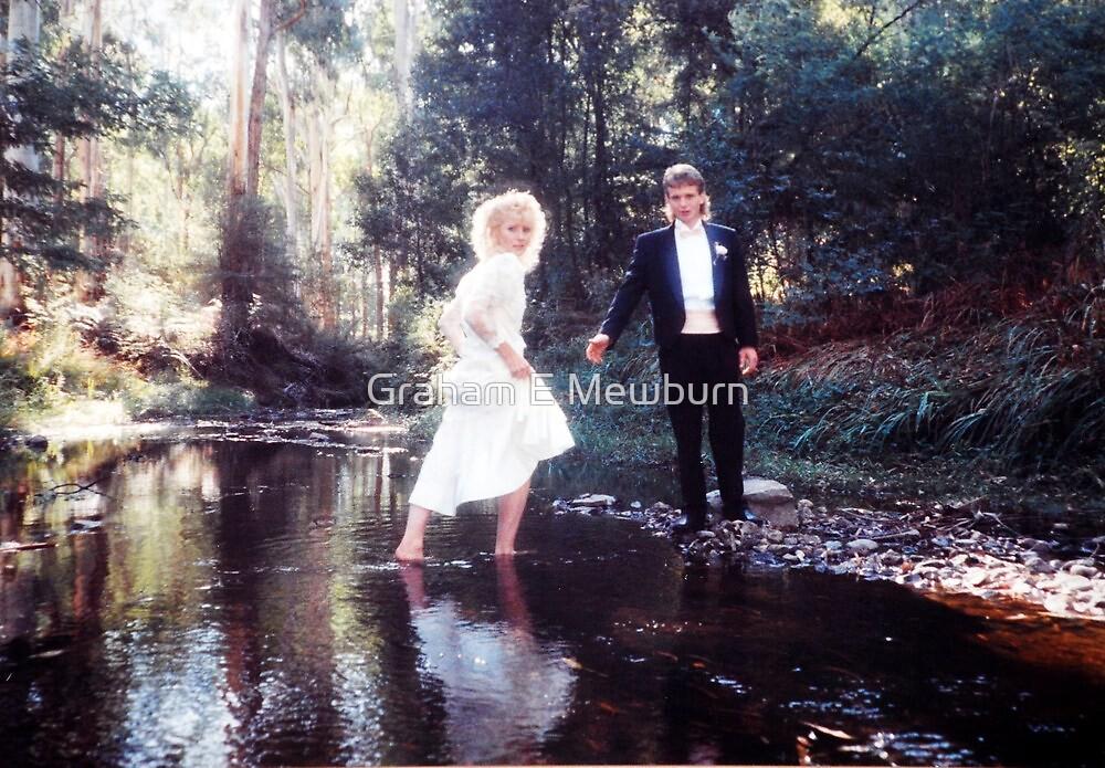 Barefoot Bride by Graham E Mewburn