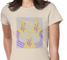 Sunday Drive Womens Fitted T-Shirt