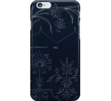 Briggs & Company Patent Transferring Papers Kate Greenaway 1886 0183 Inverted iPhone Case/Skin
