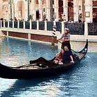 Gondola Love Affair by Don Despain