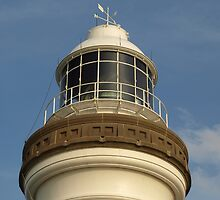 Guidance - Lighthouse at Byron Bay, Australia by Scott Smith