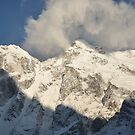 mighty mountain by sirenmapra