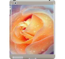 Raindrops On Roses iPad Case/Skin
