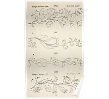 Briggs & Company Patent Transferring Papers Kate Greenaway 1886 0025 Poster