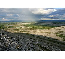 Evening at Mullaghmore Photographic Print