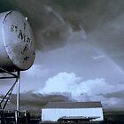 Silver Bullion Rainbow by Shevaun  Shh!