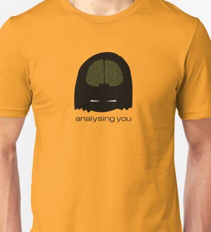analysing you - dark Unisex T-Shirt