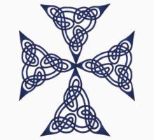 """Lindisfarne """"St John's Knot"""" Tattoo Kids Clothes"""