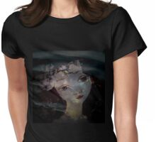 The Mirror of Galadriel Womens Fitted T-Shirt