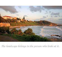 the landscape belongs to.... by dentalphotoart