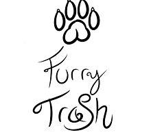 Furry Trash by snoeshoe