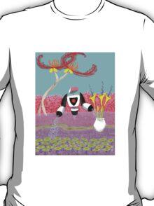 Robot Landscaper T-Shirt
