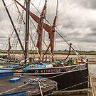 Wivenhoe Essex UK by Pauline Tims
