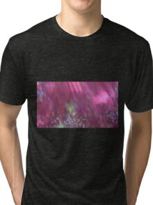 Back to the vivid forest n°2 Tri-blend T-Shirt