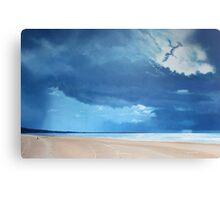 Summer Blues Canvas Print