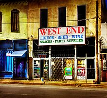 West End Alcohol store... by Hugster62