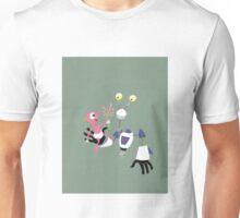 ROBOT BABYSITTER Unisex T-Shirt