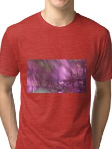 Back to the vivid forest n°3 Tri-blend T-Shirt