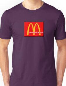 McDonalds = McCHEMICAL McFEASt Unisex T-Shirt