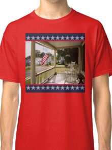 Small Town USA ~ Fourth of July Classic T-Shirt
