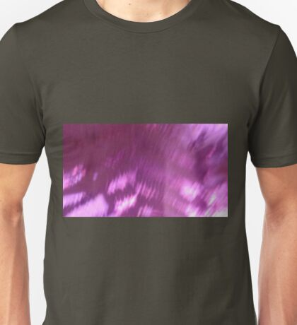 Back to the vivid forest n°4 Unisex T-Shirt