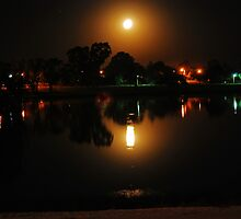 By the light of the moon by bazcelt