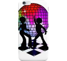Retro Music DJ! Feel The Oldies! DANCE! iPhone Case/Skin