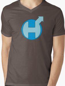 Captain Hero! Mens V-Neck T-Shirt