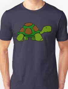 Slow Happy Turtle T-Shirt
