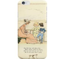 Rose Buds Virginia Gerson 1885 0027 The Brother iPhone Case/Skin