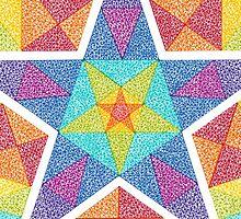 Colour Star by eazypeazy
