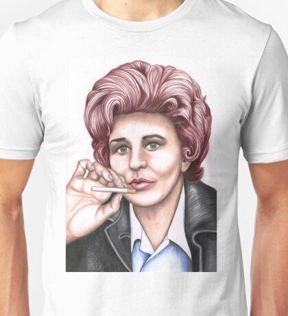 Strong women characters of Coronation Street : Elsie Tanner Unisex T-Shirt