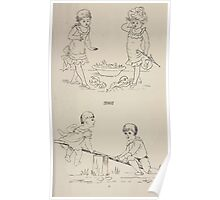 Briggs & Company Patent Transferring Papers Kate Greenaway 1886 0227 Poster