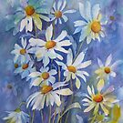 The joy of Daisies by bevmorgan