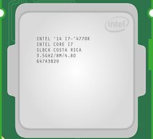 Intel Inside (Processor) by StevenStache