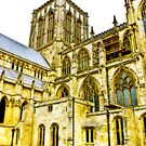 Central Tower - York Minster by Trevor Kersley
