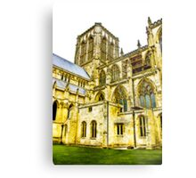 Central Tower - York Minster Metal Print