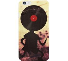 Vinyl Man! Vinylized!!! Vinyl Records DJ Retro Music Lovers T-Shirt Stickers Prints iPhone Case/Skin