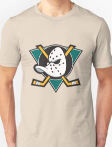 mighty ducks t-shirts logo hockey ice team T-Shirt