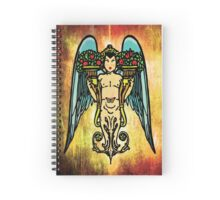 Androgynous Spiral Notebook