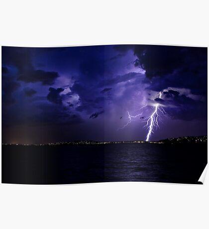 Lightning From Rosebud 01 Poster